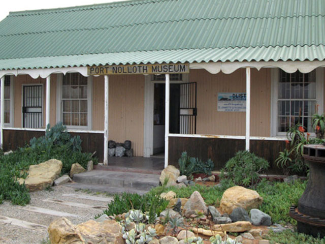 What to Do & See   Port Nolloth Museum Port Nolloth