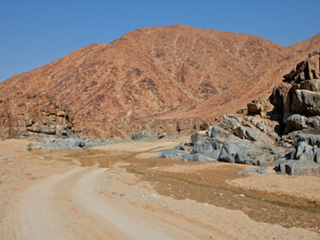 What to Do & See | Richtersveld 4x4 trails